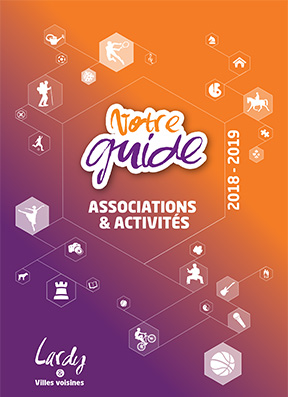 Couverture Guide des Associations 2018-2019
