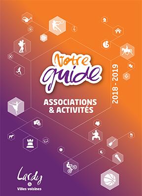 Couverture Guide des Associations 2018-2019