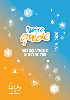 Couverture Guide des associations 2019-2020