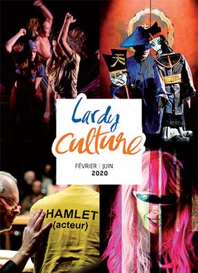 Couverture Agenda culturel fév-juin 2020