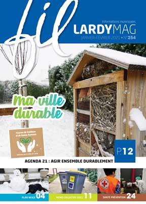 Magazine de janvier-février 2021