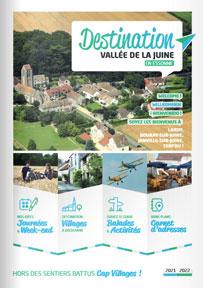 Couverture Destination Vallée de la Juine 2021 – 2022