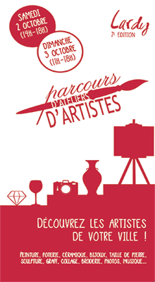 Couverture Parcours d'Ateliers d'Artistes 2021